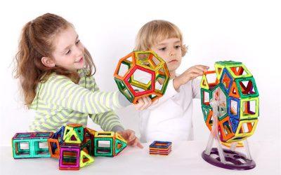 Địa chỉ bán đồ chơi xếp hình nam châm Magical Magnet